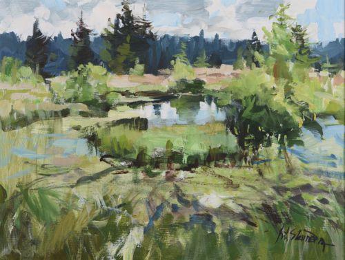 Summer Swampland