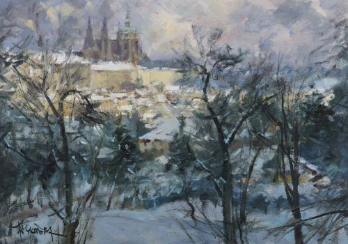 Pod Strahovským klášterem